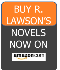 Buy R Lawson Novels Now on Amazon