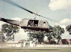 Vietnam War's Dustoffs